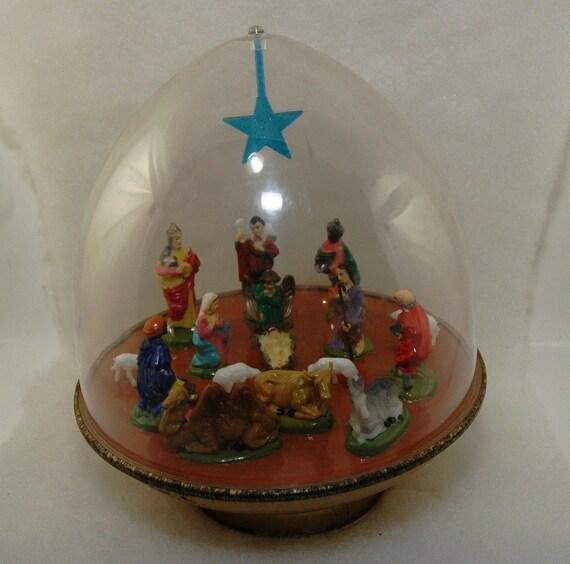 Christmas Nativity - Ohio Arts - Musical Rotating Nativity