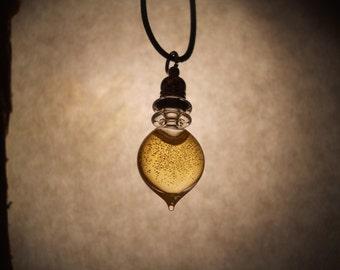 Miniature Felix Felicis Droplet Pendant