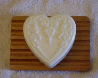 Isabella Jasmine Shea Butter Soap 3.5oz