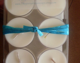 12 pk. Lily of the Valley Tealights