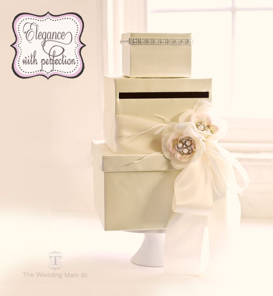 Card Box For Wedding Money Holder Wedding Card by theweddingmainst
