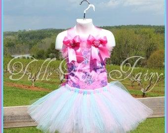 Abby Cadabby pageant tutu birthday dress 12m 18m 2t 3t 4t 5t 6