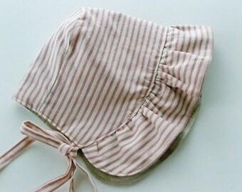 no 76 Abigail Baby Bonnet PDF Pattern