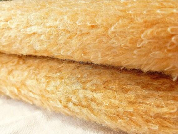 Teddy Bear Fabric-Kunen Felt-Soft Beige