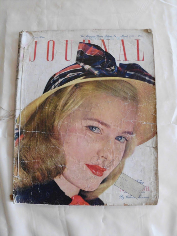 March 1947 Ladies Home Journal