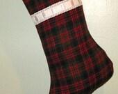 Christmas stocking - Scottish Duncan