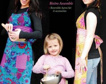 Bombshell Beauty & Buttercup Apron Pattern