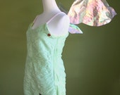 Pixie Forest Green Fairy Tinkerbell (ADULT SIZE S/M)