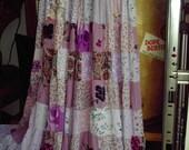 indian skirt '80's
