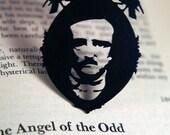 Edgar A. Poe Memento cameo necklace - PREORDER