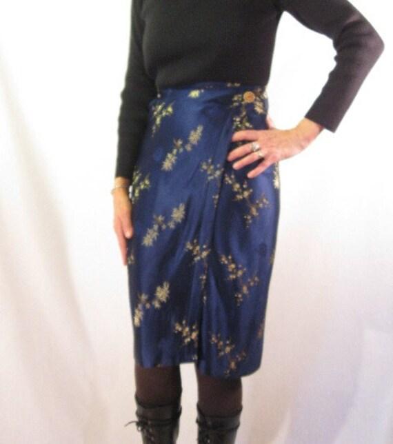 CUSTOM Wrap Around Skirt, any fabric you may choose
