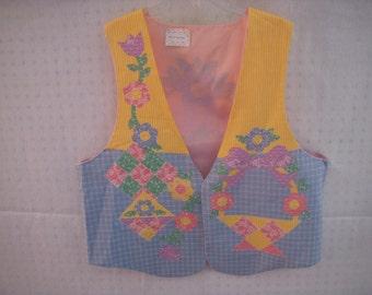 Ladies SpringTime Vest