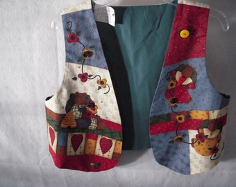 Child's Country Bears Vest