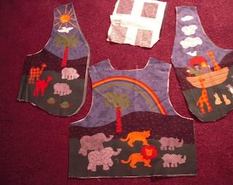 Noah's Ark Vest DIY - Child Size