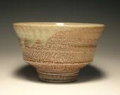 TEABOWL, salt glazed stoneware