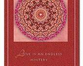 10 Pack Mandala Greeting Cards