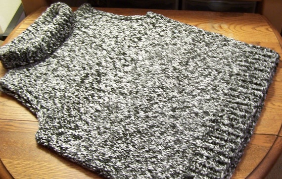 Knitting Pattern For Sleeveless Sweater : Knitting Pattern Instant DL Pattern Knit by sugarplumknittting
