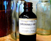 patchouli oil. organic when possible. always from the earth