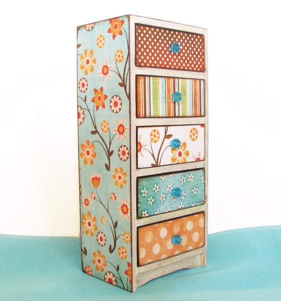Jewelry Box Teal Tranquility