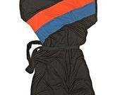 Color Splash in black - best seller jersey dress in black