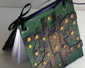 The Forest's Heart - Upcycled Steampunk Journal