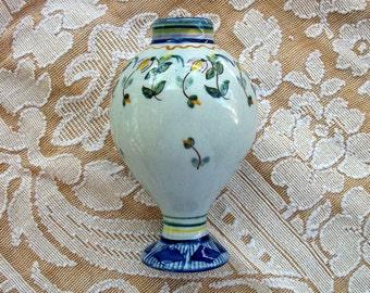 Vintage Porcelain Ceramic Vase