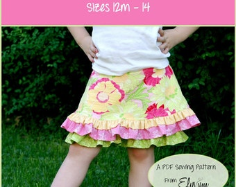 The Boardwalk Bloomers Pattern