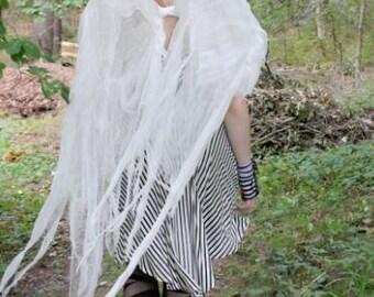 White Ghost Wings