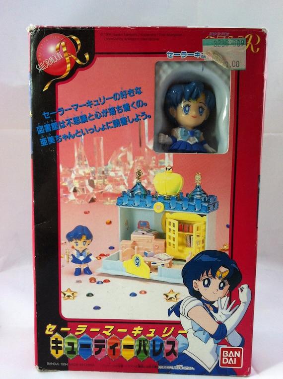 SAILOR MOON R Sailor Mercury cute palace toy