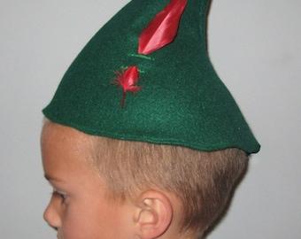 Peter Pan or Robin Hood Costume