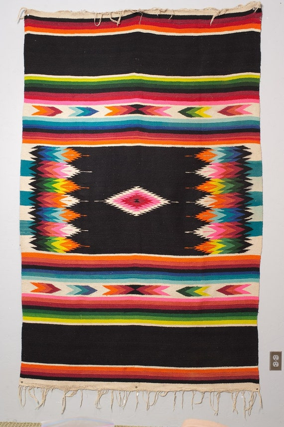 Mexican Wool Rugs Home Decor