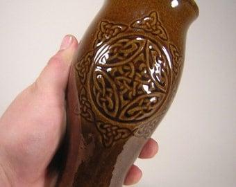 Celtic Mandalla Pilsner - Turkish Amber Gloss Glaze (16oz) - Made To Order