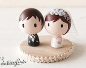 Customize Wedding Cake Topper