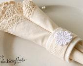 Cotton Napkin rings