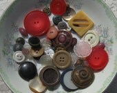 Vintage Bead And Button Assortment Number 7