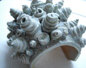 Crazy Swirl Sculpture Clay Object