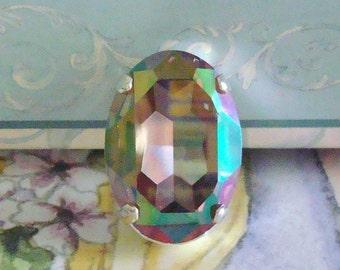 Purple Haze Swarovski Crystal Stone Sew-on