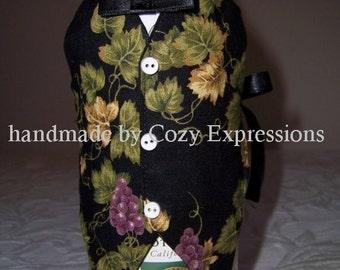 Wine or Liquor Bottle Vest
