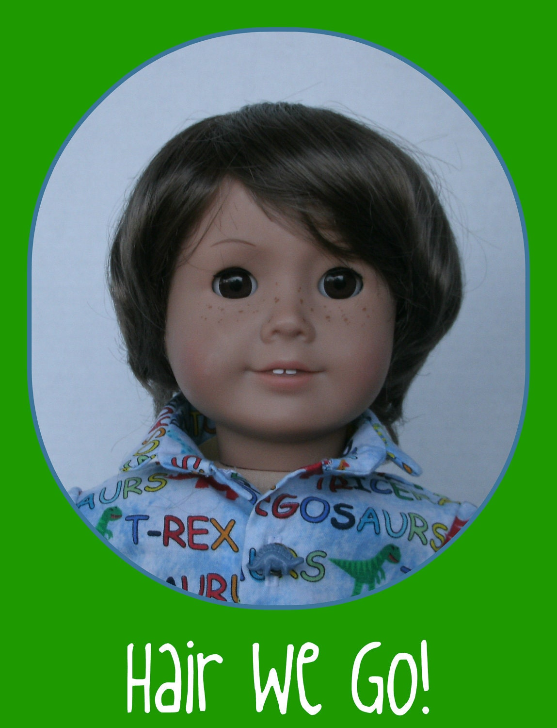 American Girl Boy Doll Wigs For Sale 73