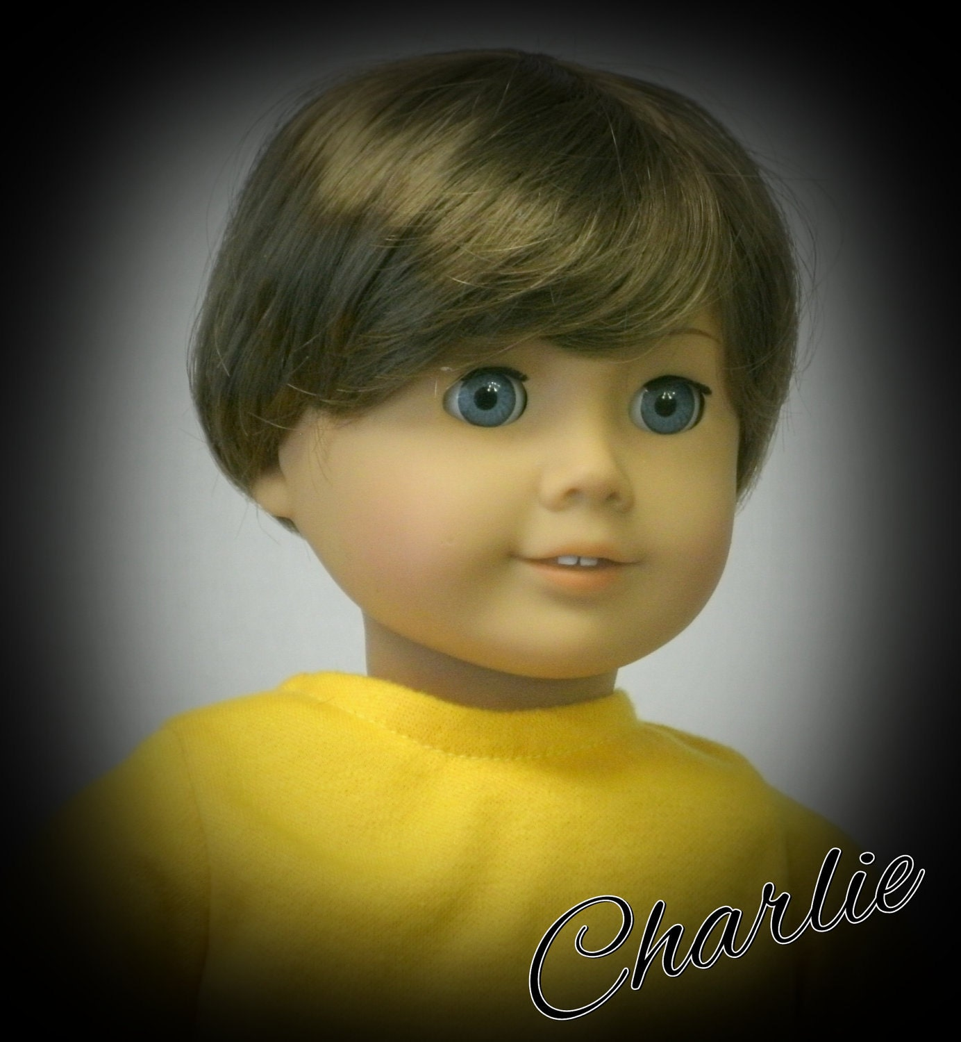 18 Inch American Girl Boy Doll Boyfriend Or By Twiceloveddolls