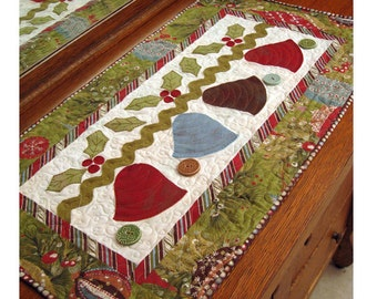 Jingle All The Way- Table runner Pattern