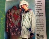 Pavelka 1995 Bloomsbury Garden Jacket Pattern