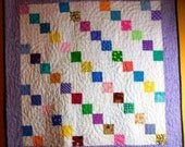Kite Tails Baby Quilt