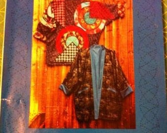 Anne's Jacket Pattern 8012, A Quilter's Wardrobe