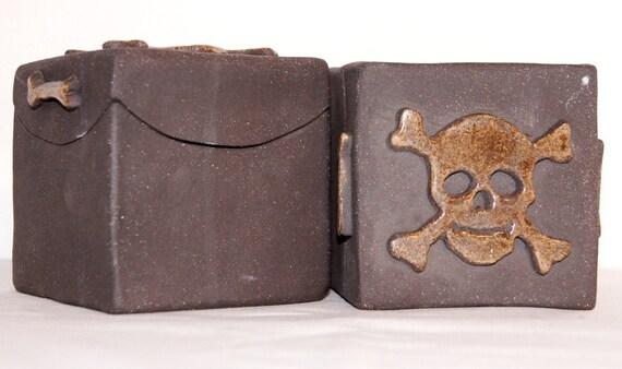 Pirate Treasure Boxes