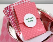 30 Paper Pockets for Small Packaging, Gift Bag, Mixed Pinks