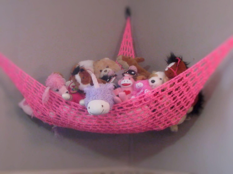 crochet toy hammock stuffed animal   nursery and childrens free crochet pattern toy hammock   ma  for    rh   ma  us