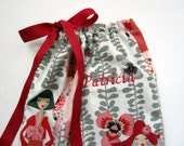 A Personalized Shoe Bag