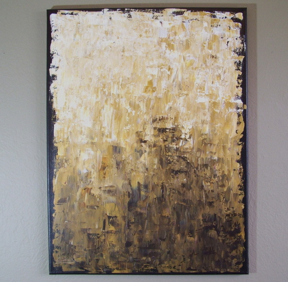 Shrouded 18 x 24 original acrylic abstract palette knife for Palette knife painting acrylic