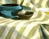 Still Life of Bowls